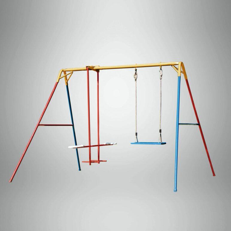 KidZplay_Playground-Equipment_Preschool-Dual-Swing